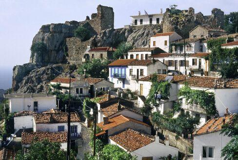 Samothrace Village.
