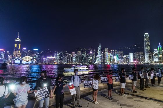 Hong Kong's Lam Sees No Need for Chinese Troops to Quell Unrest