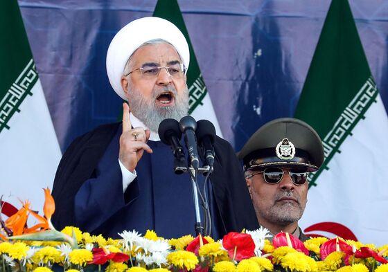 Rouhani Says 'Spiteful' U.S. Government Seeks Iran Regime Change