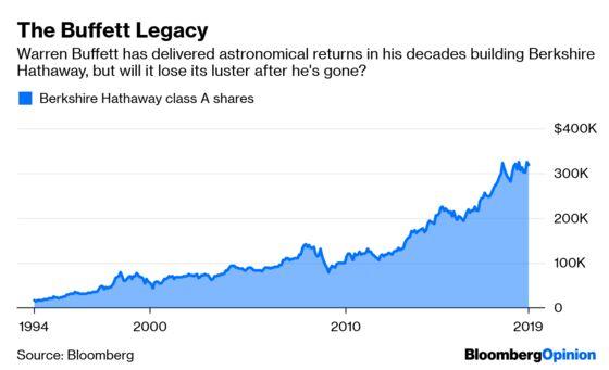 Where Is Berkshire Hathaway's Next Generation of Investors?