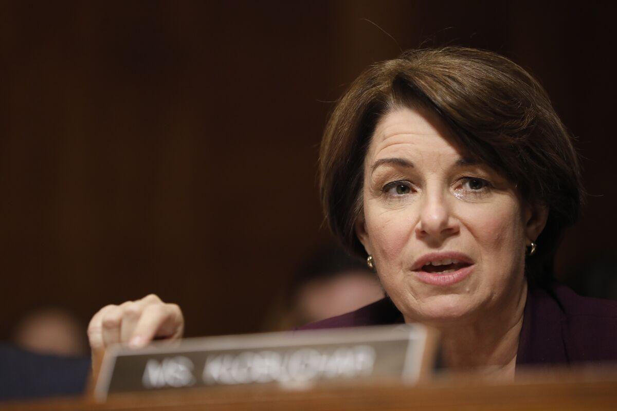 U.S. Senator Amy Klobuchar Announces She's Running for President in 2020