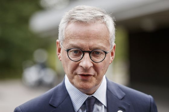 French Economy to Grow 1.3% With a Pension Deal, Le Maire Says