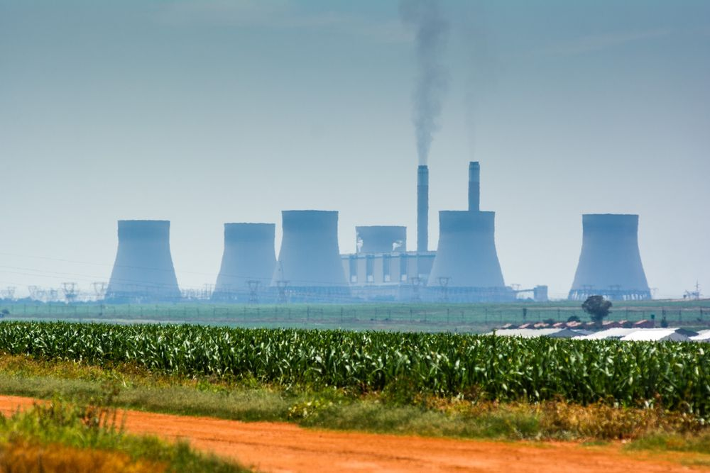 The Only Option for Eskom Is One South Africa Can't Afford - Bloomberg