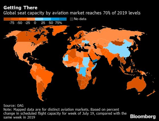 Where Can You Fly Right Now? Delta Surge Pops Asia's Travel Bubbles
