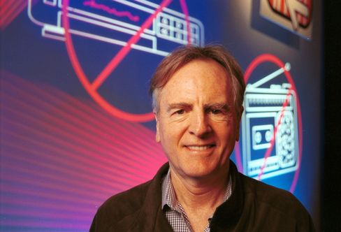 Ex-Apple CEO Sculley Says TV Market Is Company's 'Game to Lose
