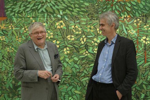 David Hockney and Martin Gayford