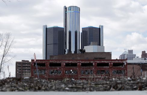 Detroit's Devotion to the Automobile Paved Way for Its Undoing