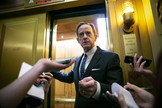 Toomey Says He Will Back Judy Shelton for Federal Reserve Board