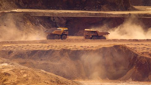 Lumina Copper Invites BHP Deal With Argentine Discount