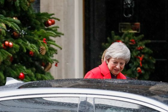 May Should Delay Vote to Avoid Defeat, Brady Says: Brexit Update