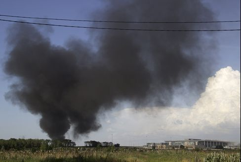 Escalating Violence In Ukraine's East