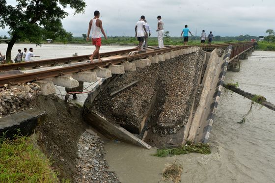 August Rains Hold Key to India's Recovery After Erratic Monsoon