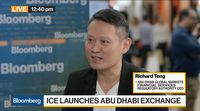 relates to Abu Dhabi Global Market's Teng on New Oil Exchange, Strategy