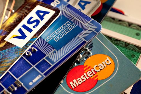 Why Credit-Card Firms Are Sweet on You Again