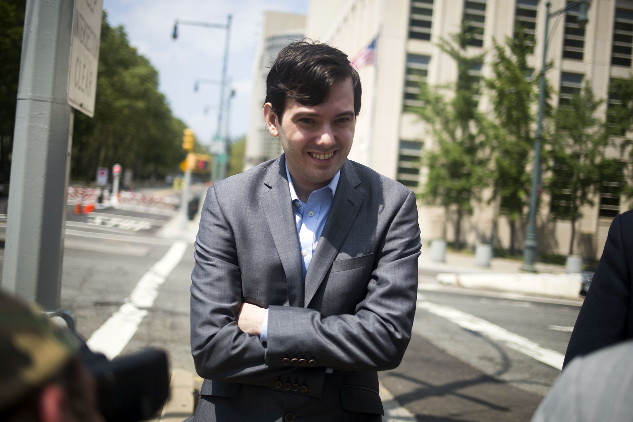 Martin Shkreli Back in the Spotlight as Musical Theater Villain