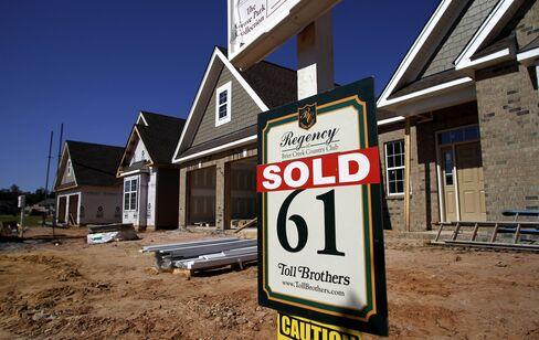 Sales of New U.S. Homes Rose in September
