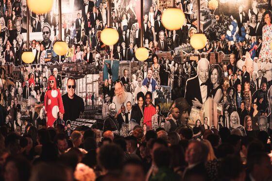 Goldman's John Waldron Wears a Tie Even at Hipsters' Ball in Brooklyn