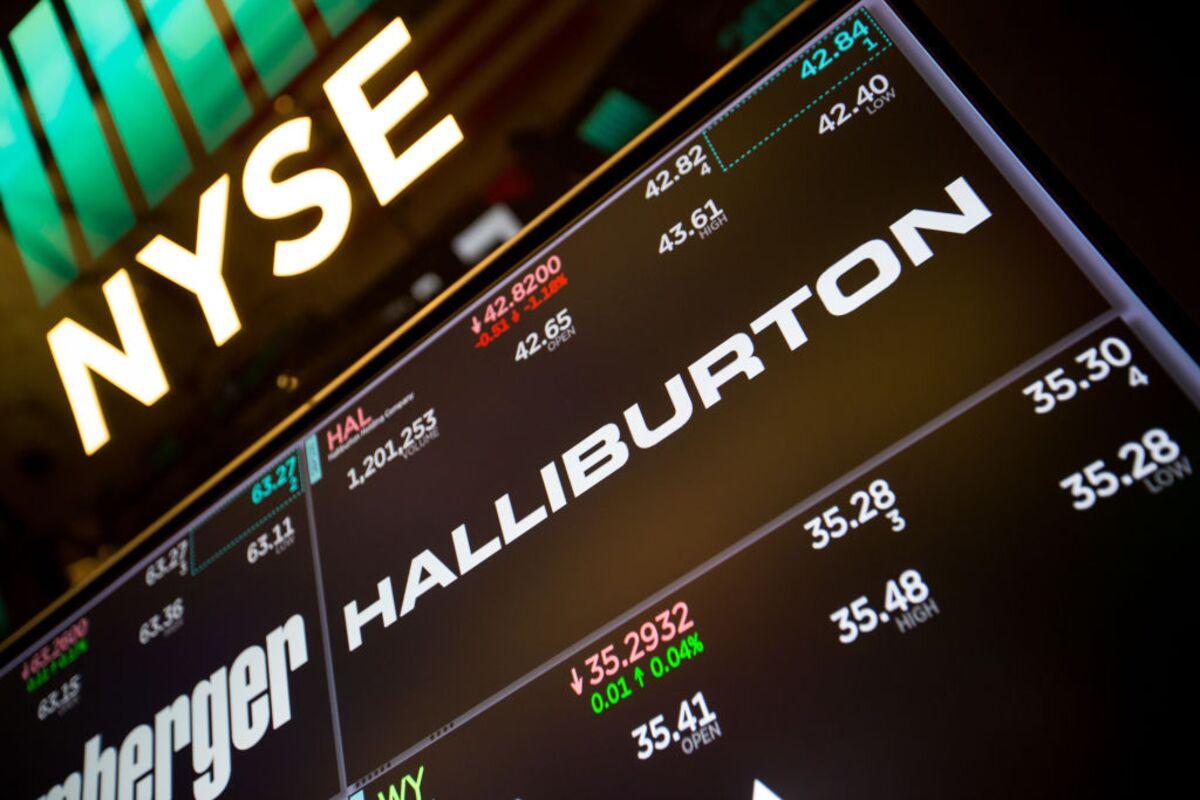 Halliburton Writes the Script for Fracker Earnings