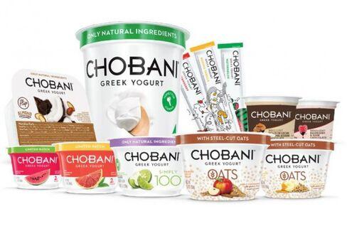 Chobani Greek Yogurt for Lunch, Dinner, and Dessert?