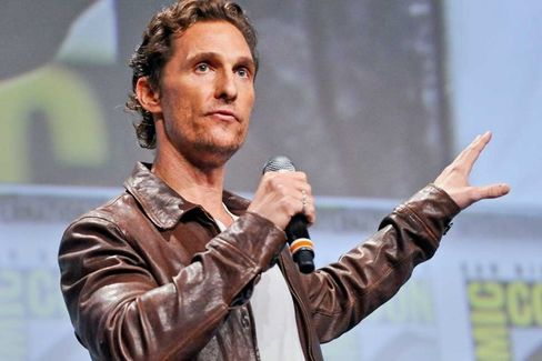 Matthew McConaughey's New Acting Challenge: Selling Lincolns