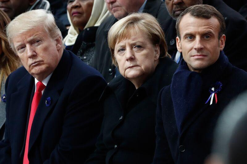 Ο Donald Trump έχει ένα δίκιο σχετικά με τον Mario Draghi και το ευρώ