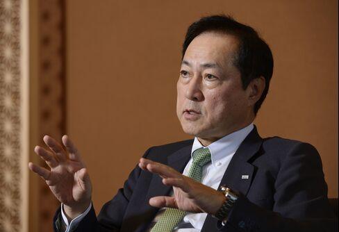 Mizuho Financial Group CEO Yasuhiro Sato