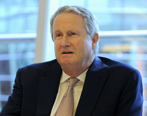Boeing Co.'s Commercial Aircraft Chief Jim Albaugh