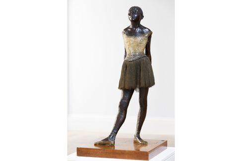 Edgar Degas, Petite danseuse de quatorze ans, 1922