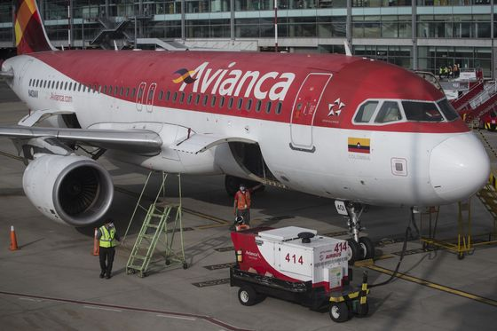 Avianca Adding Routes to Beaches With Eye On Bankruptcy Exit