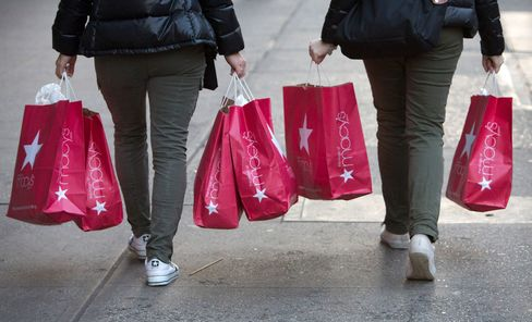 Retail Sales in U.S. Probably Climbed in Sign Demand Holding Up