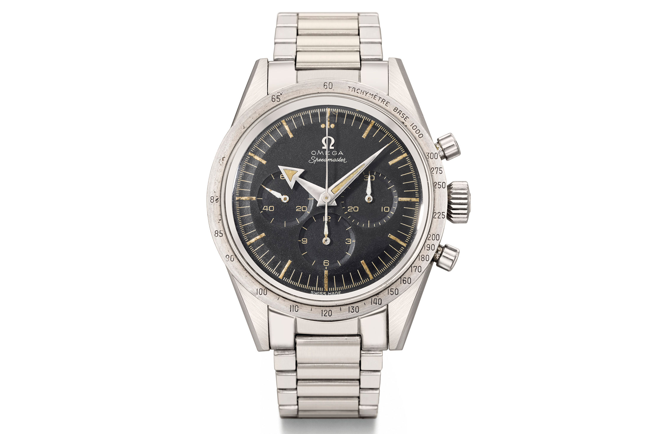 The First Speedmaster (Lot 3)