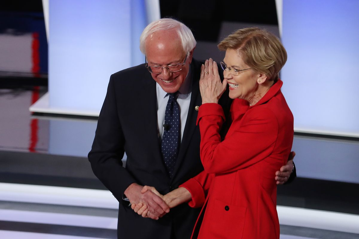 Democratic Voters Like Free Trade. Why Don't the Candidates?