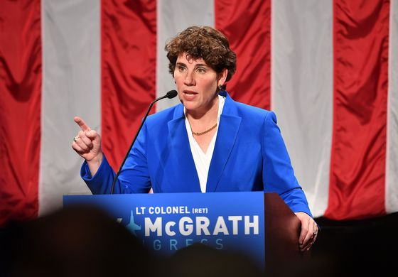 Amy McGrath Wins Kentucky Democratic Primary to Take On McConnell