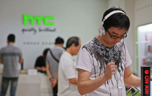 HTC Earnings Miss Estimates as One Handset Fails to Revive Sales