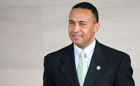 Former Charlotte Mayor Patrick Cannon