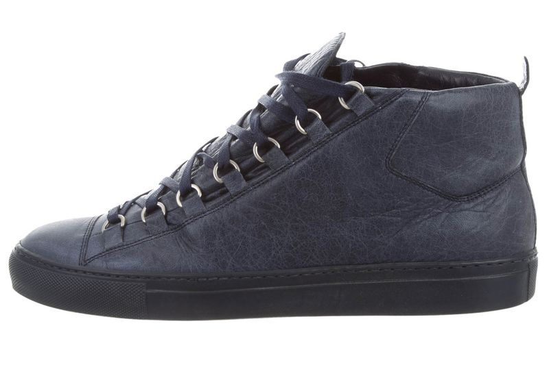 louis vuitton sneakers for men high top. balenciaga\u0027s arena, third on the list of best-selling sneaker site real real. louis vuitton sneakers for men high top