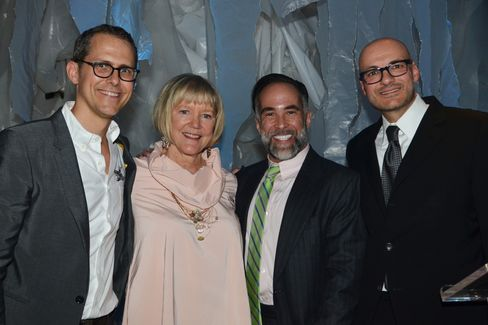 Robert Hammond, Wendy Keys, Marty Chavez and Victor Luis