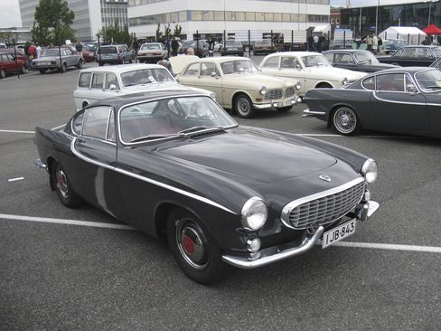 Volvo produced the car in the early 1960s as Sweden's answer to the demand for sports cars in the U.S.