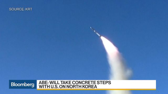 Japan threatens action after North Korea missile test