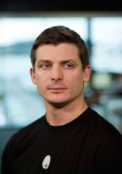 Joshua Tetrick, founder and chief executive officer of Hampton Creek.