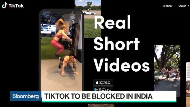 Google to Block TikTok in India, Hurting Chinese Startup