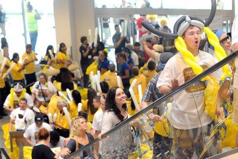 Ikea Raises Its Minimum Wage to $10.76* an Hour