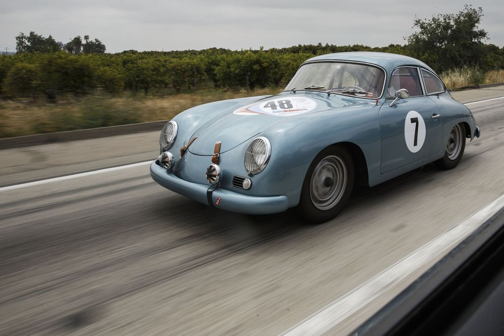 This Steve McQueen-Themed Car Rally Is a Vintage Lover\'s Fantasy ...