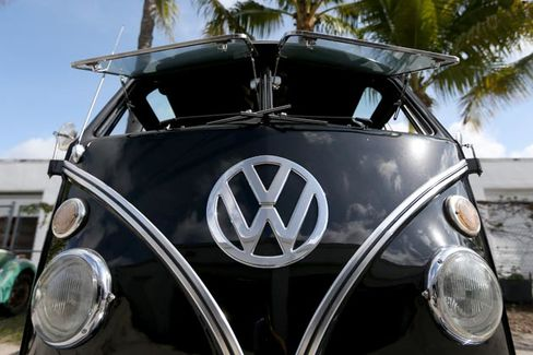 Volkswagen's Loudest Critic Is a Company Leader