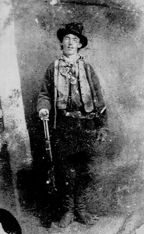 American West Outlaw Billy the Kid