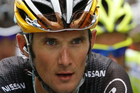 Cyclist Frank Schleck Quits Tour de France Over Failed Drug Test