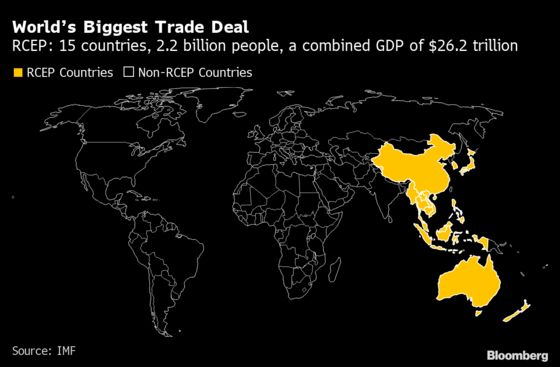 World's Biggest Free-Trade Deal Set to Be Signed This Weekend