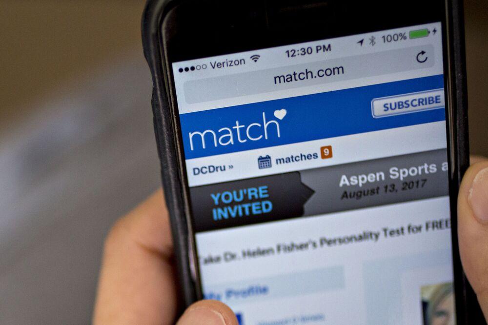 match dating application