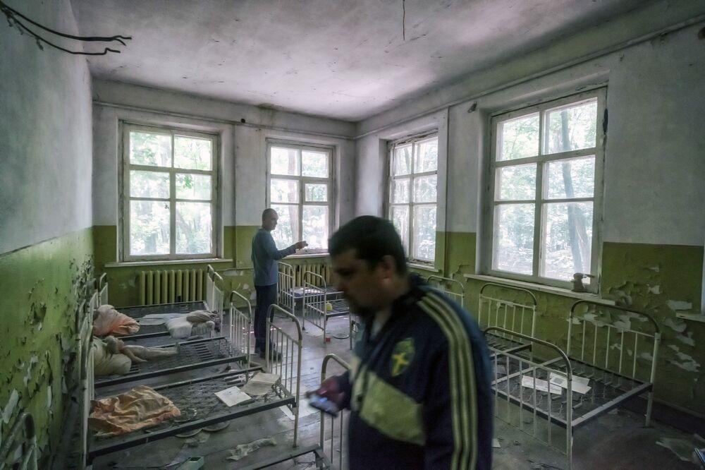 Ukraine Has Chernobyl Sarcophagus Under Control - Bloomberg