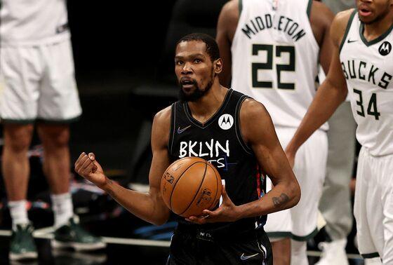 Kevin Durant and Utah Jazz Billionaire Get Behind SeatGeek